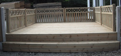 new decking display 2
