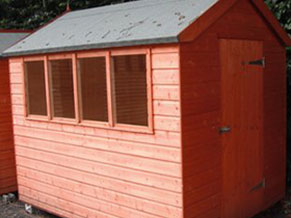 lundy-shed