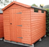 security-shed